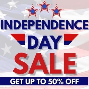 Independence Day Sale 50% OFF